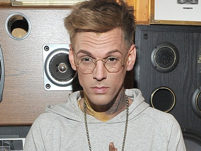 "Aaron Carter Admits He's Over $150K in Debt: ""I Want to Have a Home"""
