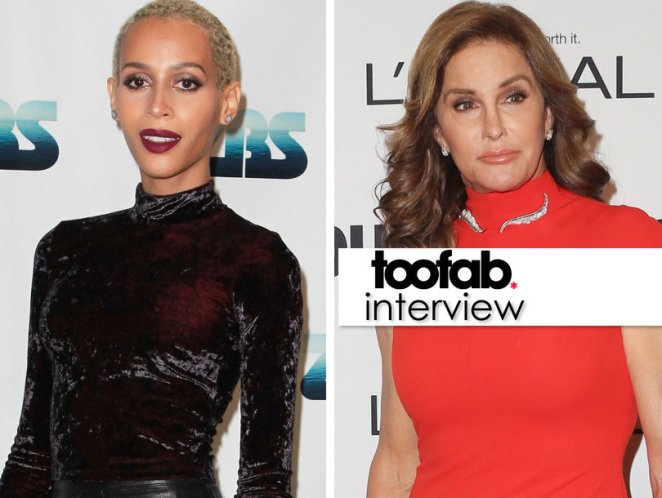 'ANTM' Trans Star Isis King Speaks Out After Caitlyn Jenner Phones About…