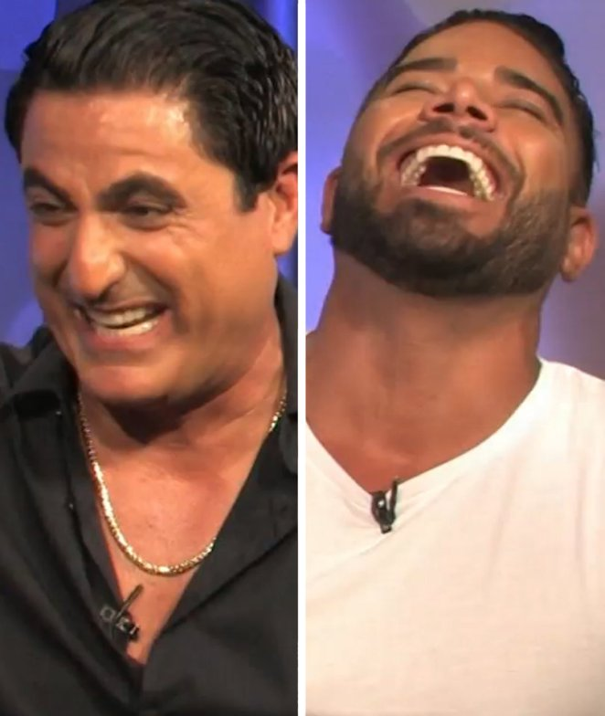 Plastic Surgery, Threesomes and Babies: Reza and Mike Share 'Shahs' Superlatives