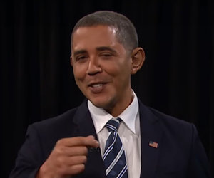 Bill Maher Uses Obama Impersonator to Call Out Republican Hypocrisy