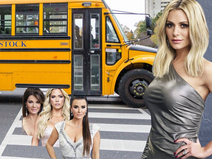 'RHOBH' Tea Time: Dorit Kemsley Throws Three Housewives Under the Bus in Just One Episode