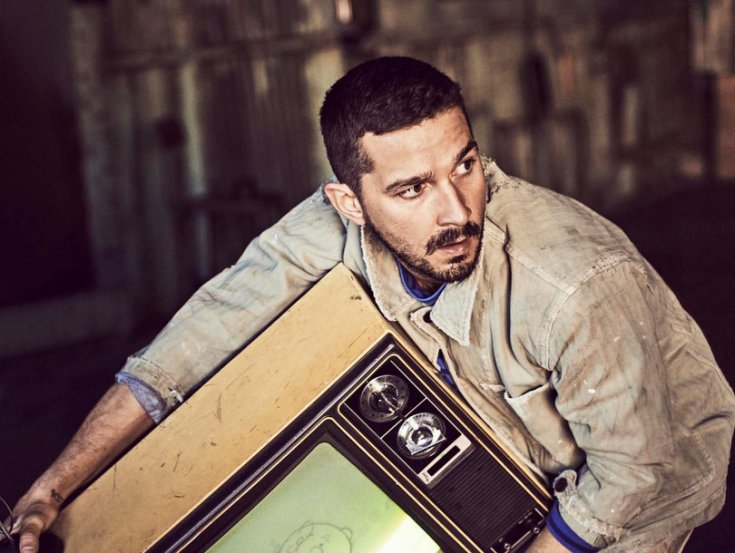 Shia LaBeouf Suffers PTSD, Sleeps With a Gun, Calls 'Transformers' Movies 'Dated as F-ck' and Still Loves Kanye