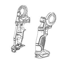 Buy Dewalt DCS310S1 Type-1 12V MAX Pivot Reciprocating