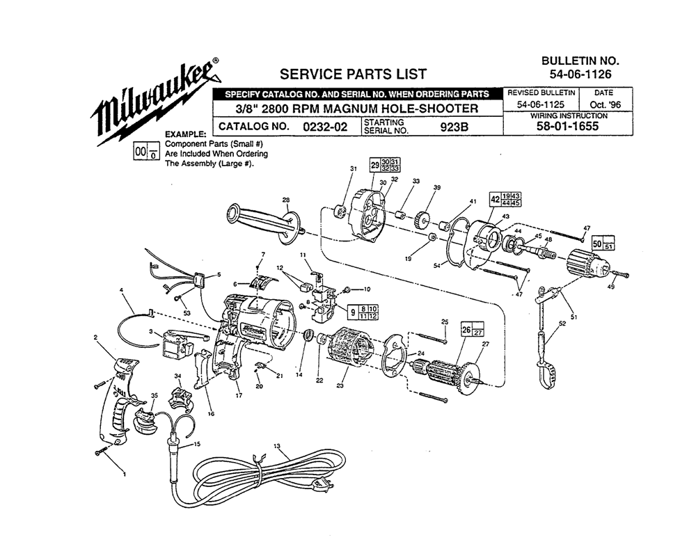 Buy Milwaukee 0232-02-(923B) 3/8
