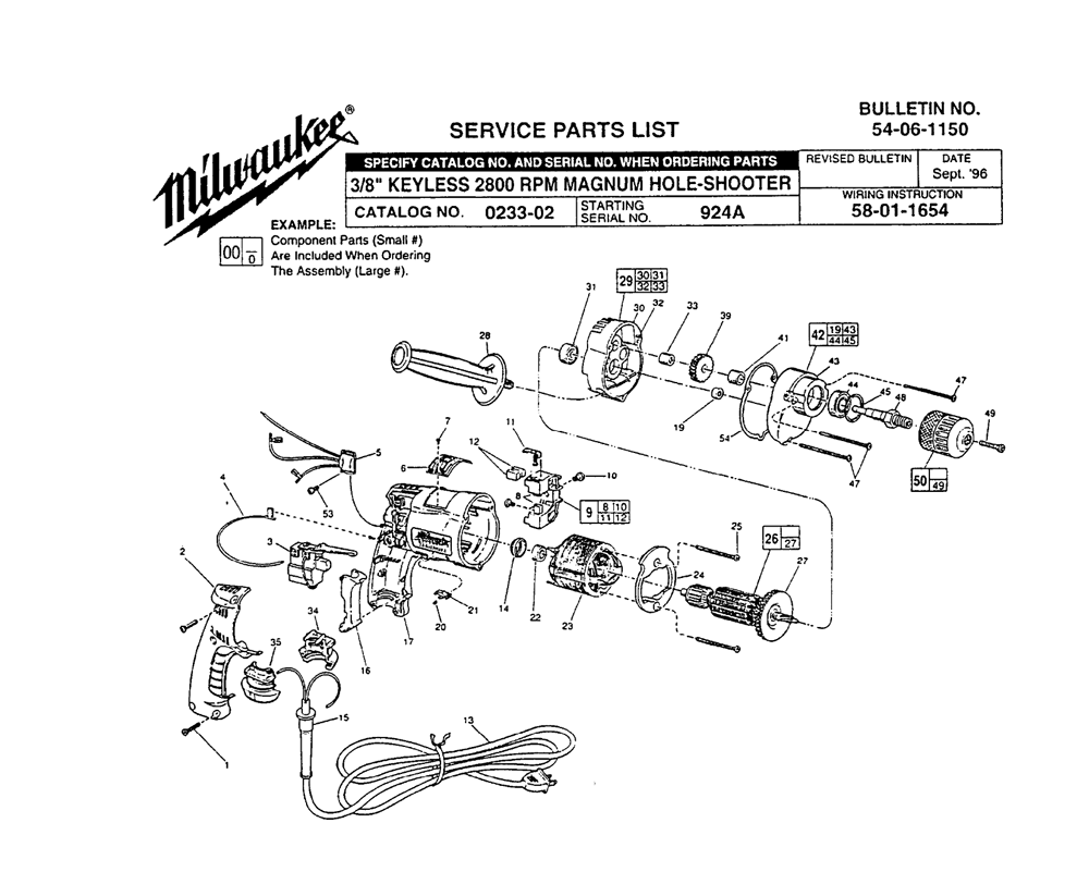 Milwaukee Drill Switch Wiring Diagram Auto Electrical Related With