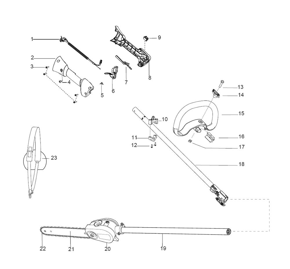 Buy Husqvarna 128 LDX-(5764954-01) Replacement Tool Parts