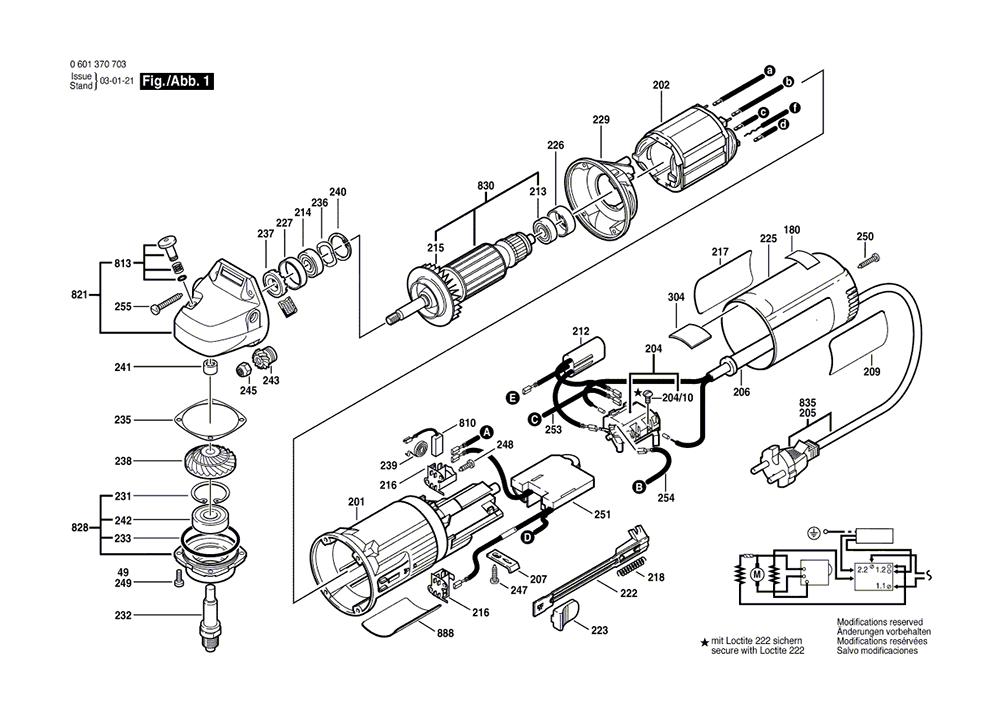 Buy Bosch 1370DEVS (0601370739) Random Orbit Replacement