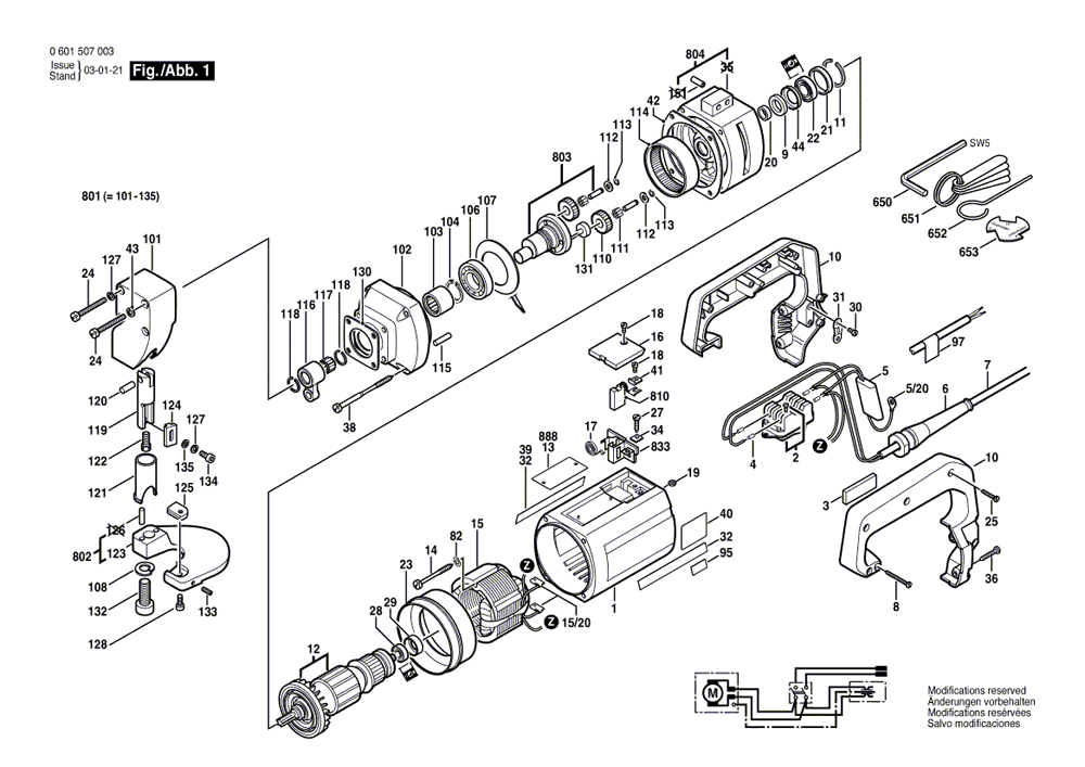 Buy Bosch 1507 10 Gauge Unishear® Shear Replacement Tool
