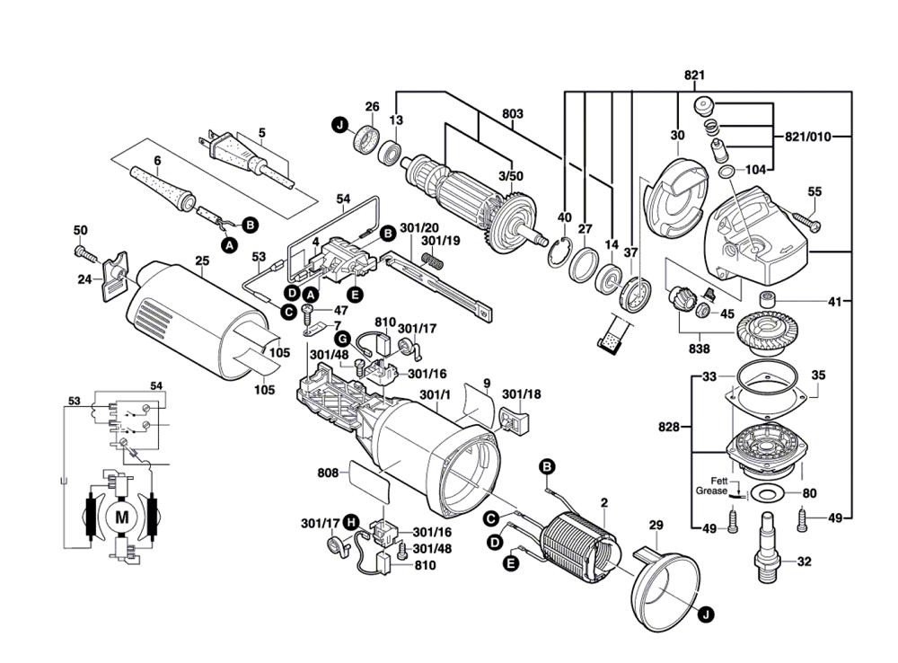 Buy Bosch 1701-(0601701239) 5