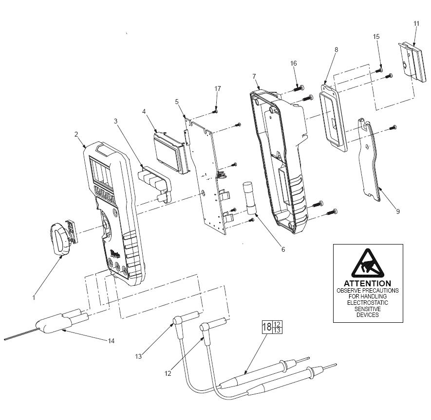 figure 1 schematic diagram of the lcd module