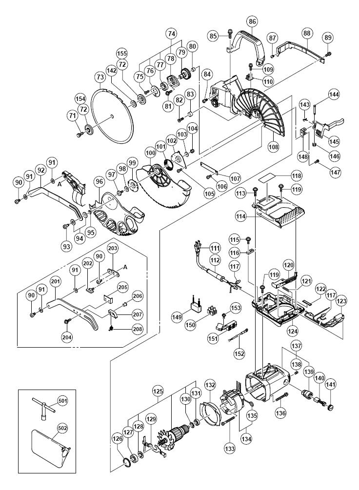 Wiring Diagram Dw705 Type 8