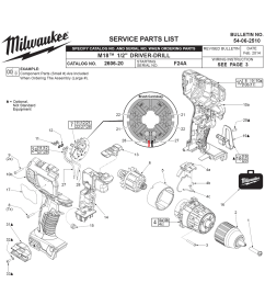 milwaukee power drill switch wiring diagrams wiring library way switch wiring diagram buy milwaukee 2606 20 [ 1000 x 990 Pixel ]
