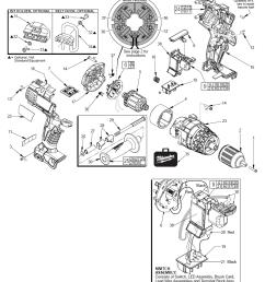 milwaukee sawzall wiring diagram [ 886 x 1057 Pixel ]