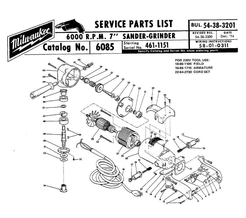Wiring Diagram Craftsman Drill Driver Ingersoll Rand