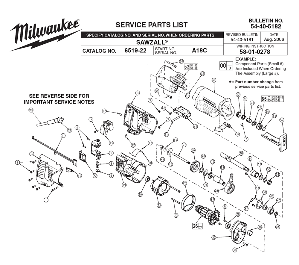 medium resolution of milwaukee sawzall wiring diagram electronicswiring diagram drill press wiring diagram milwaukee sawzall 6519 wiring diagram diy