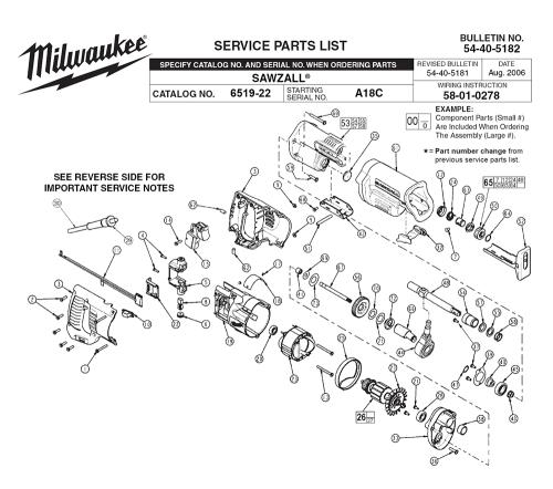 small resolution of milwaukee sawzall wiring diagram electronicswiring diagram drill press wiring diagram milwaukee sawzall 6519 wiring diagram diy