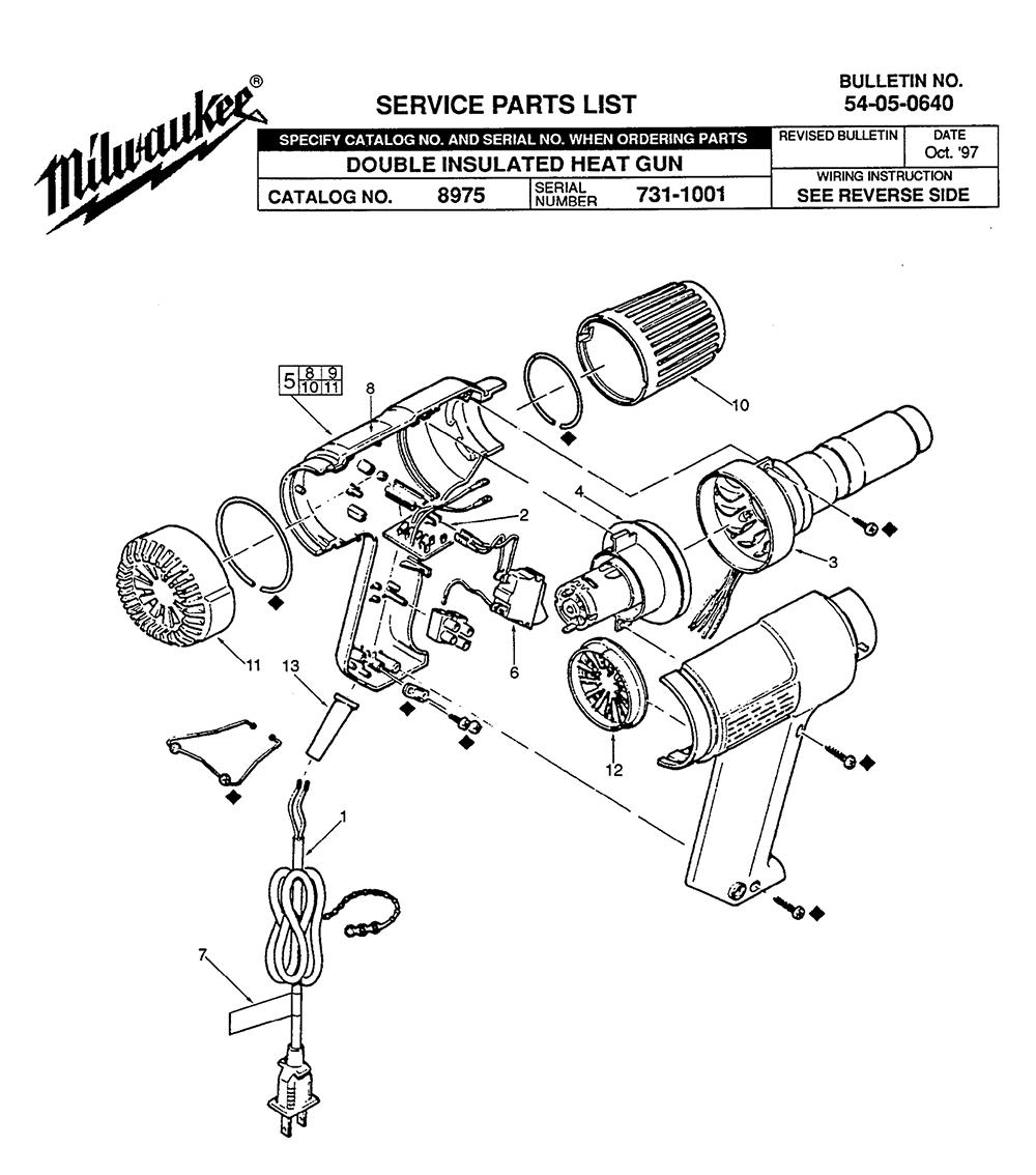 Milwaukee Hole Hawg Wiring Diagram Dewalt Hole Hawg Wiring