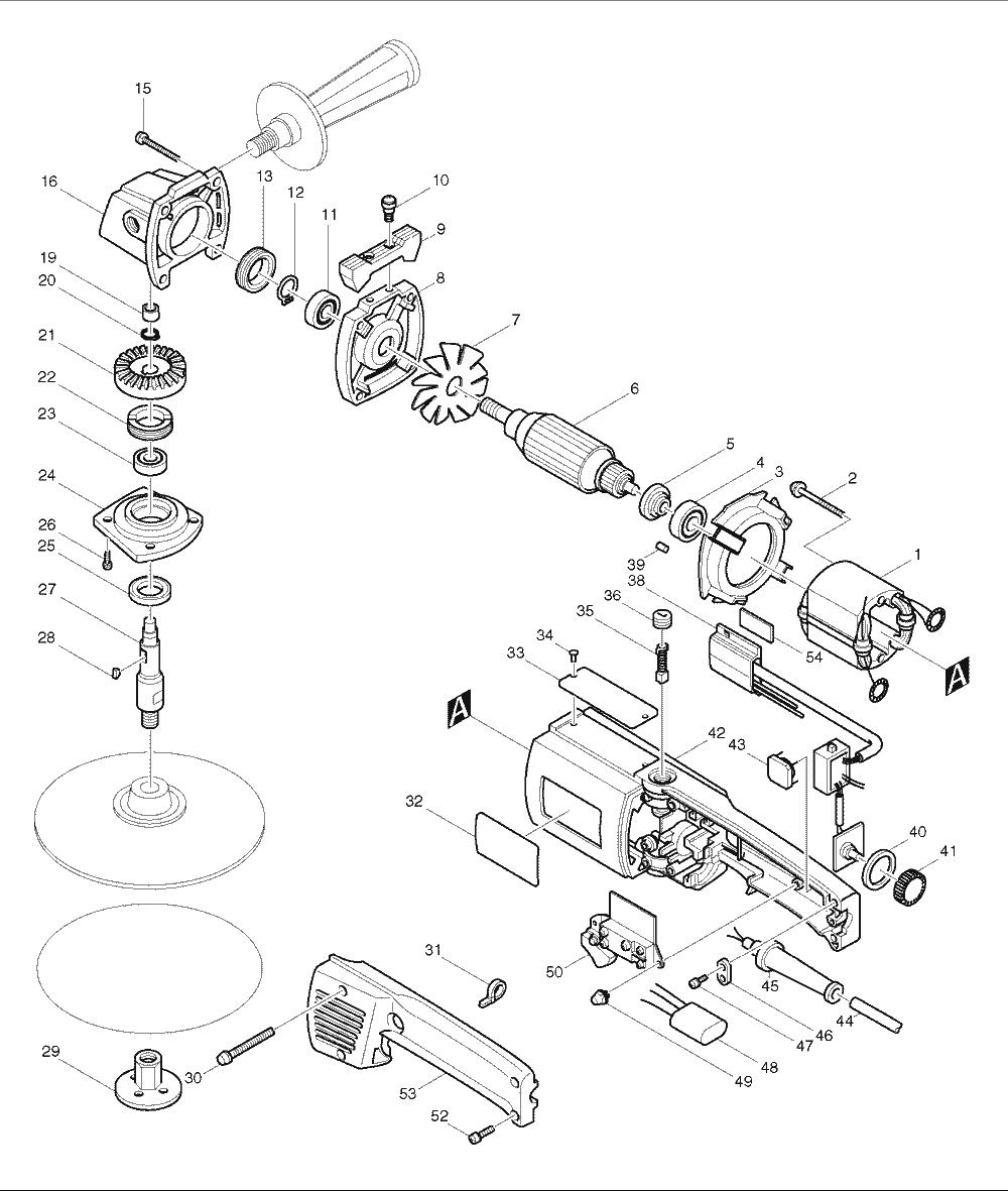 Makita 9227c Wiring Diagram : 27 Wiring Diagram Images