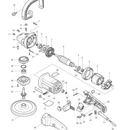 makita 9227c parts schematic [ 1000 x 1264 Pixel ]