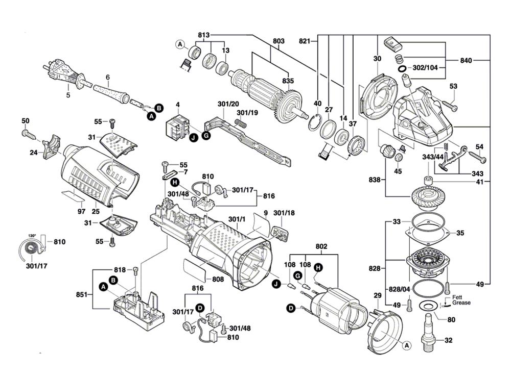 Buy Bosch AG60-125-(3601G98010) 6