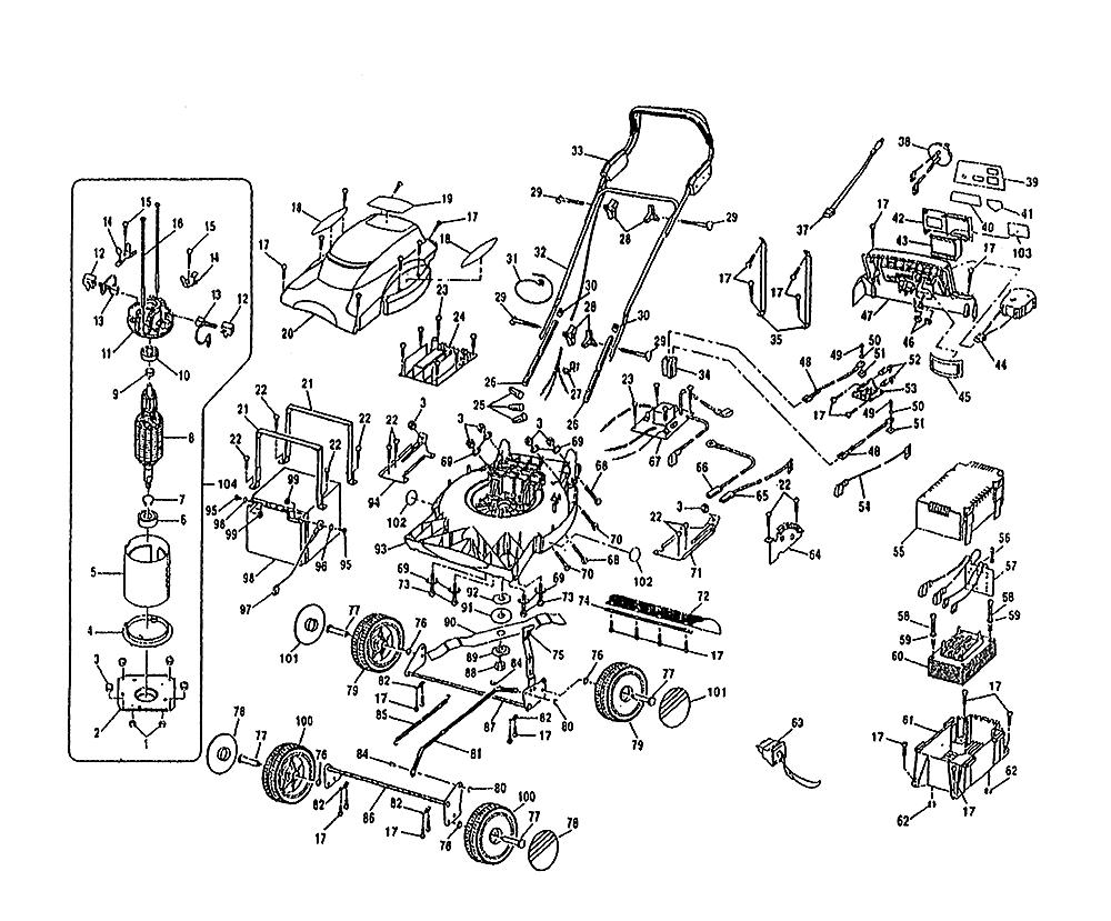Buy ryobi bmm2400 700000 replacement tool parts ryobi bmm2400