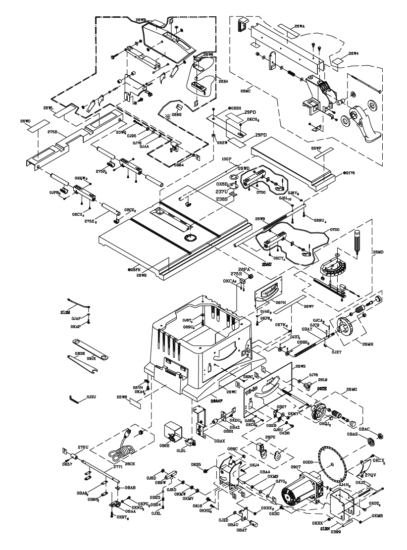 hight resolution of hitachi c10fr parts schematic