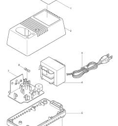 makita dc1201 parts schematic [ 1000 x 1314 Pixel ]