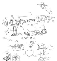 dewalt 18v drill diagram data diagram schematic dewalt 18v diagram wiring diagram mega dewalt 18v drill [ 1000 x 1127 Pixel ]