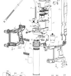 dewalt dcgg570k type 1 parts schematic [ 1000 x 1292 Pixel ]