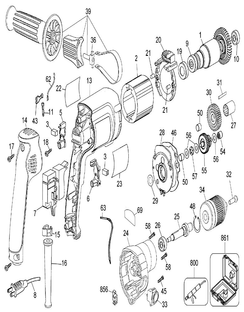 Dewalt Dw236 Wiring Diagram : 27 Wiring Diagram Images