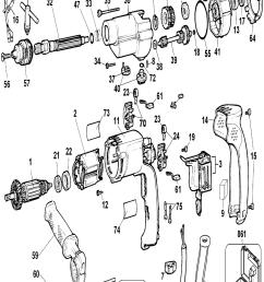 dw505 t2 dewalt pb buy dewalt dw505 type 2 1 2 inch 7 dewalt hammer drill wiring diagram  [ 1000 x 1327 Pixel ]