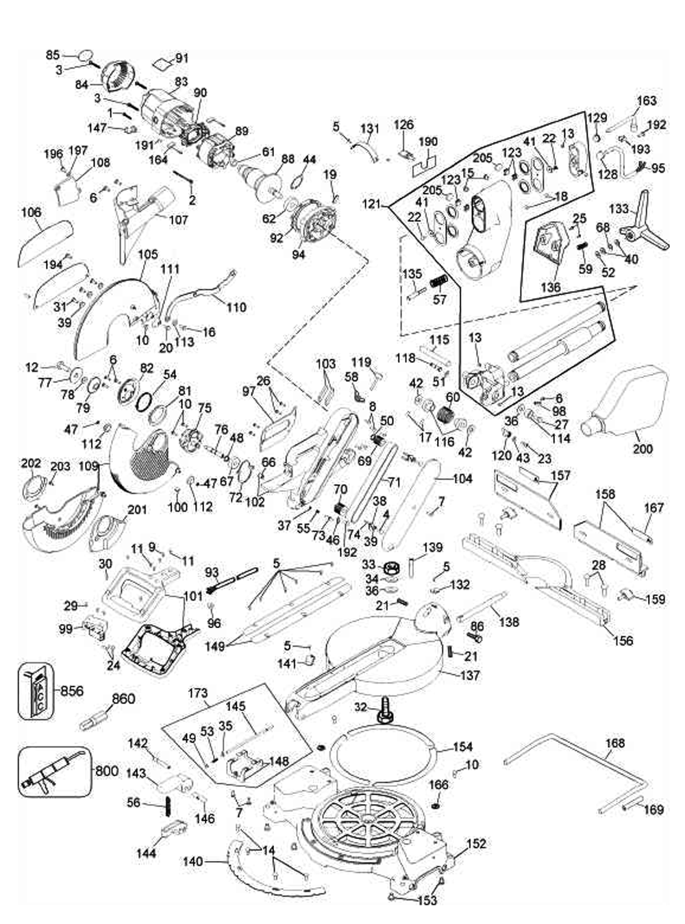 Dewalt Dw705 Wiring Diagram : 27 Wiring Diagram Images