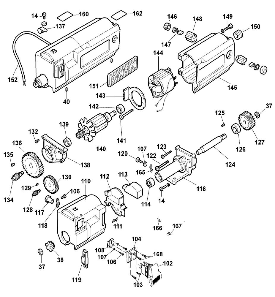 Fourdigitcounter Basiccircuit Circuit Diagram Seekiccom