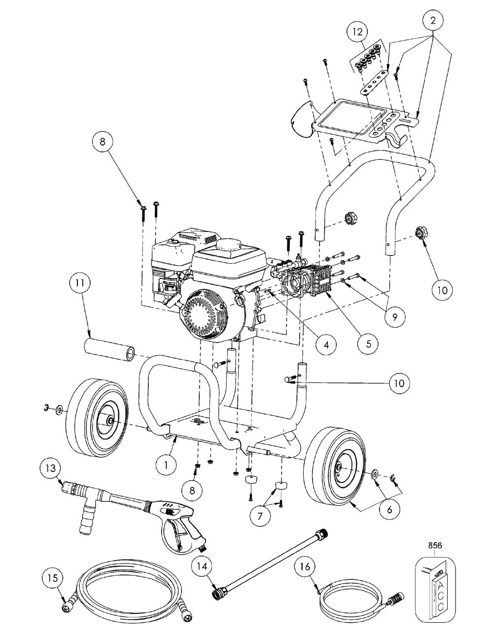 Honda Gc160 Carburetor Diagram Breakdown