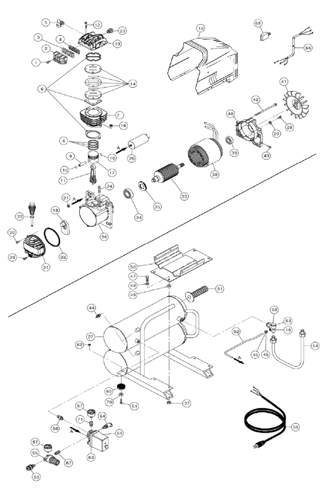 Hitachi Air Compressor Wiring Diagram : 37 Wiring Diagram