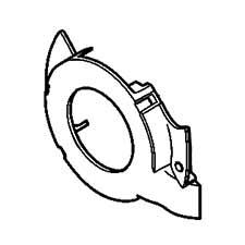 Hitachi Parts 327-739 DUST GUIDE SB8V2 For Hitachi sander