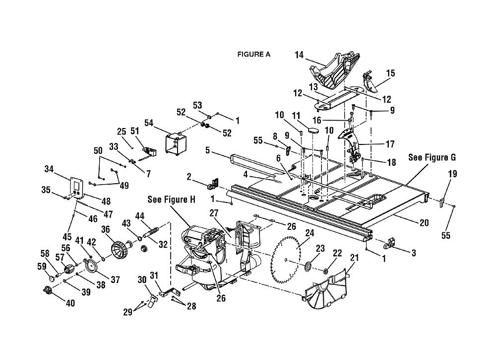 Ridgid R4510 Wiring Diagram : 27 Wiring Diagram Images