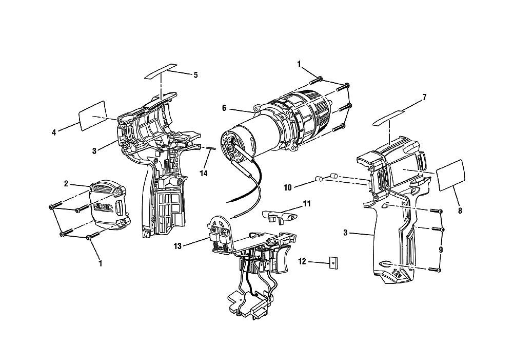 Rigid Tools Batteries Replacement