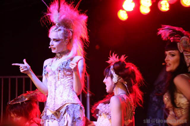 emilie autumn january 25th
