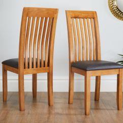 Oak Kitchen Chairs Mini Appliances Furniture Top