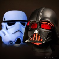 Des lampes d'ambiance Dark Vador et Stormtrooper | Topito