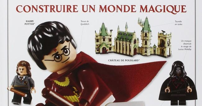 Une Encyclopedie Lego Harry Potter