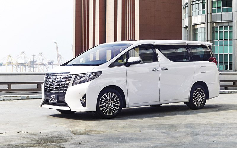 all new alphard 2018 indonesia toyota yaris trd 2013 matic review torque