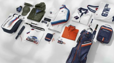 BMW Lifestyle introduces five new sport collections for ...