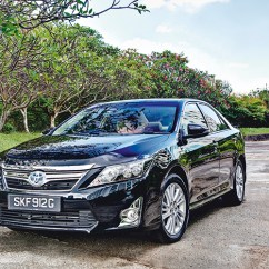 All New Camry Hybrid Review Grand Avanza Spesifikasi Toyota Torque
