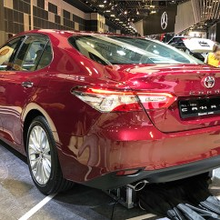 All New Camry Singapore Grand Avanza G 2015 Toyota Now In Its Eighth Generation Launched