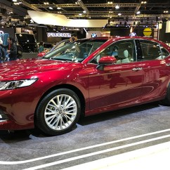 All New Camry Singapore Pajak Grand Veloz Toyota Now In Its Eighth Generation Launched Arrives