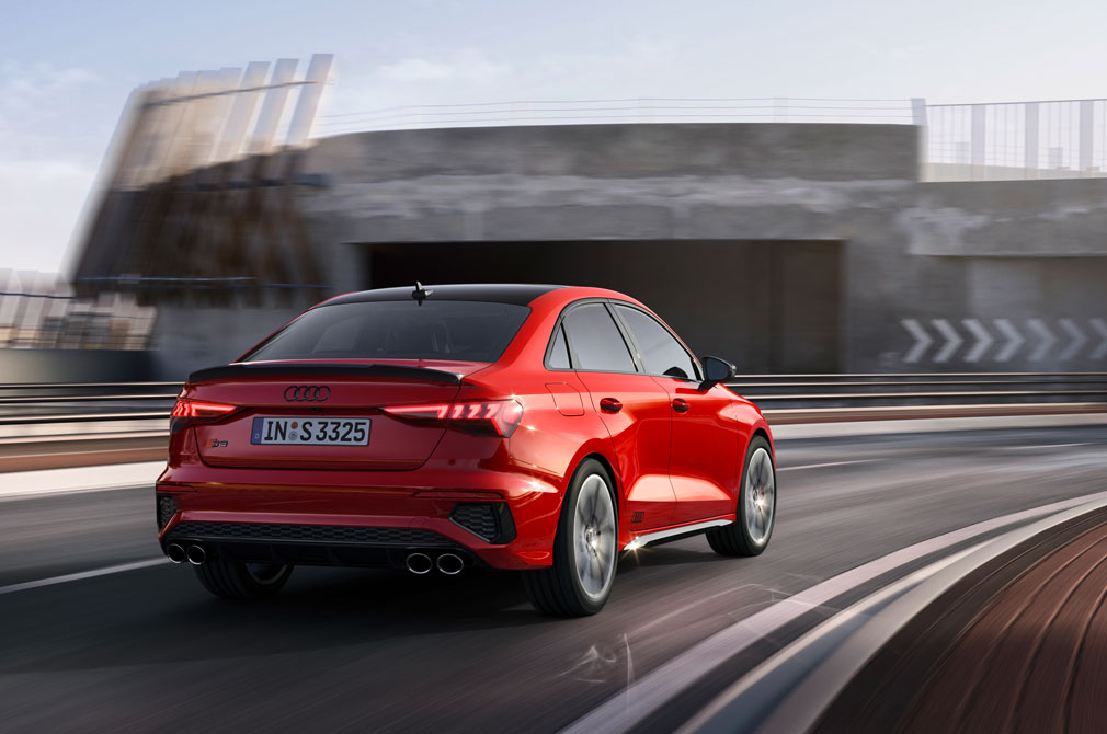 New Audi S3 delivers 306bhp and all-wheel-drive   Torque