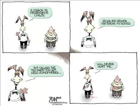 Political Cartoon by Glenn Foden