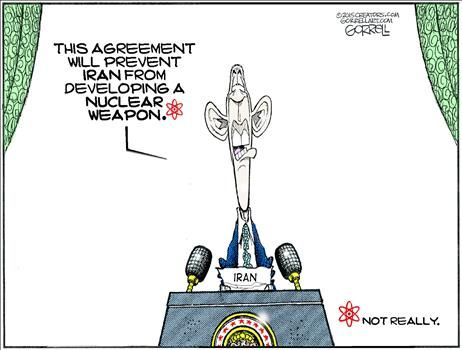 Political Cartoons by Bob Gorrell